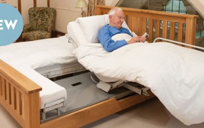 Beechfield Healthcare | Rotoflex Bed – Reduce Caring Costs & Increase Patient Independence