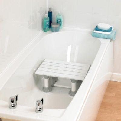 Bath transfer aids archives ot network for Savannah bathroom accessories