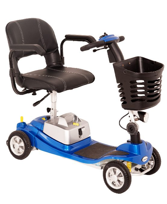 Irish Stairlifts & Bathrooms | The Illusion Mobility Scooter