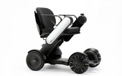 Irish Stairlifts & Bathrooms | Whill Model C Powerchair