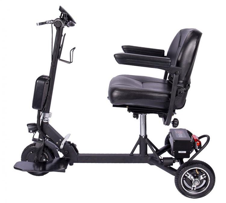 Irish Stairlifts & Bathrooms | SNAP N GO Travel Scooter